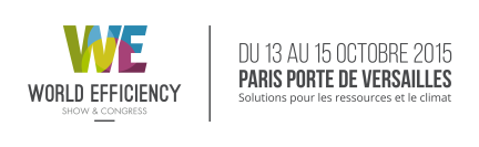 IPSIIS présent au World Efficiency Congress